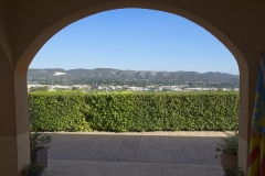 Spain 2018 Day 2 - View from the front door