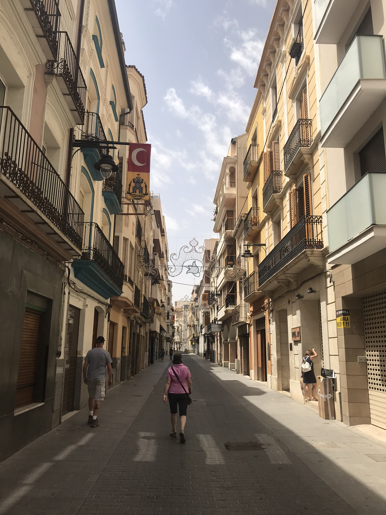 Spain 2018 Day 3 - Downtown
