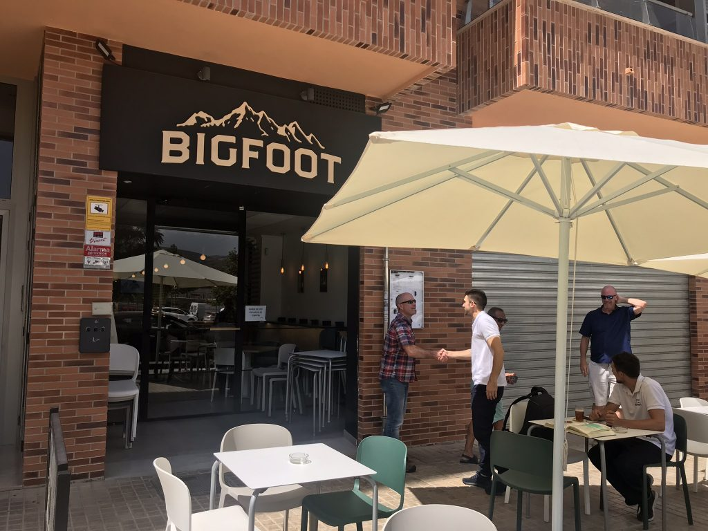 Bigfoot restaurant