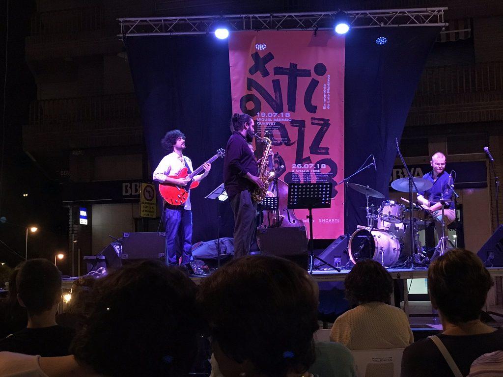 Miguel Asensio Quartet